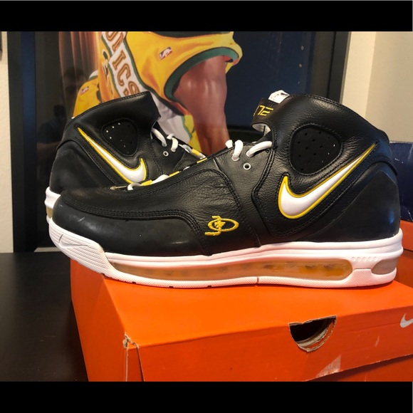 Air Max Elite TB.. Player Edition Jermaine O'Neal